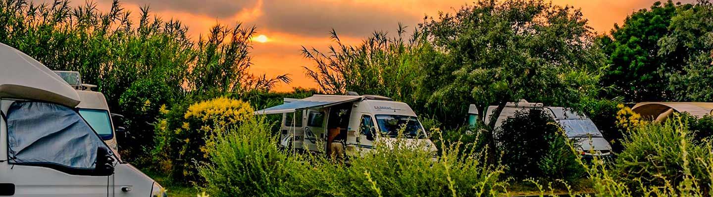 Camping en Camargue