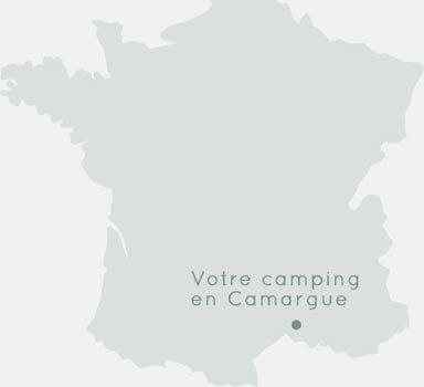 Hôtel de plein air Camargue