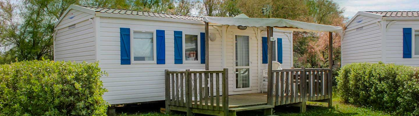 Location de Mobil Home en Camargue