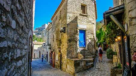 Visiter Baux de Provence et Saint Rémy de Provence