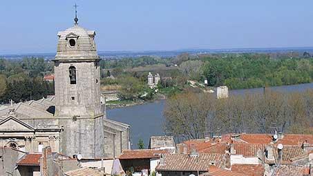Découvrir la ville de Arles