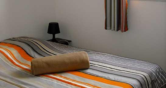 Location d'une chambre dans une maisonette en Provence