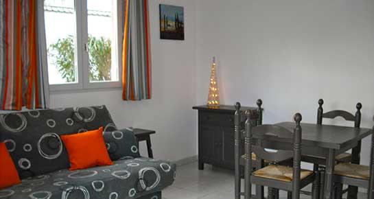 Location d'une maisonette Provençale en Camargue