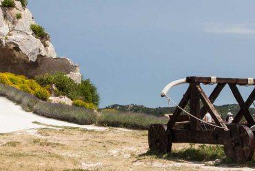 Vacances à Baux de Provence