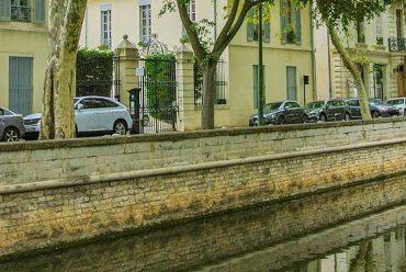 Vacances à Nîmes