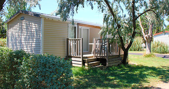 camping normandie luxe