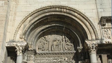 abbatiale saint gilles