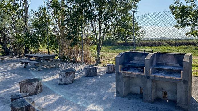 location télé camping camargue
